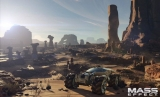 Mass Effect Andromeda Looking At Witcher For Answer