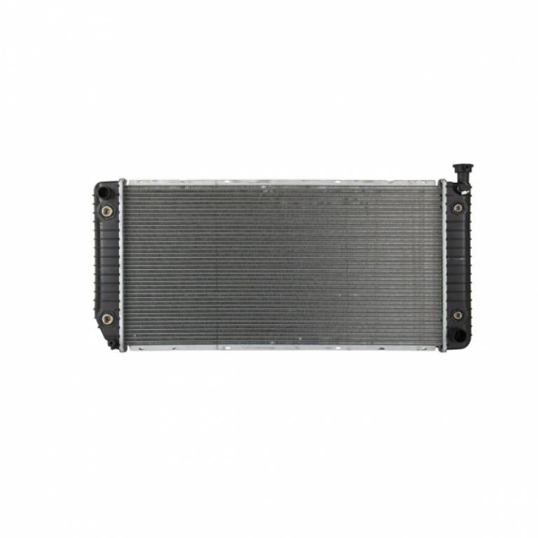 Spectra Premium CU1693 Complete Radiator for General Motors