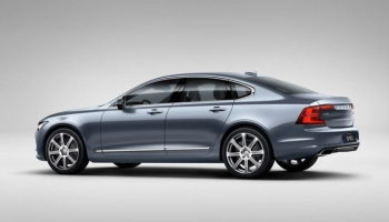 2017 Volvo S90 Disappoints Despite Top Scores