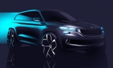 Skoda VisionS Concept: Please Don't Stray