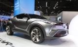 Toyota C-HR: Not Messing Around