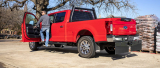 FORD F250, F350 RUNNING BOARDS: GIVE YOUR PICKUP TRUCK SOME STYLE, SAFETY AND FUNCTIONALITY