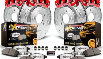 POWER STOP Z36: AN OUTSTANDING AFTERMARKET BRAKE KIT FOR YOUR TRUCK OR SUV
